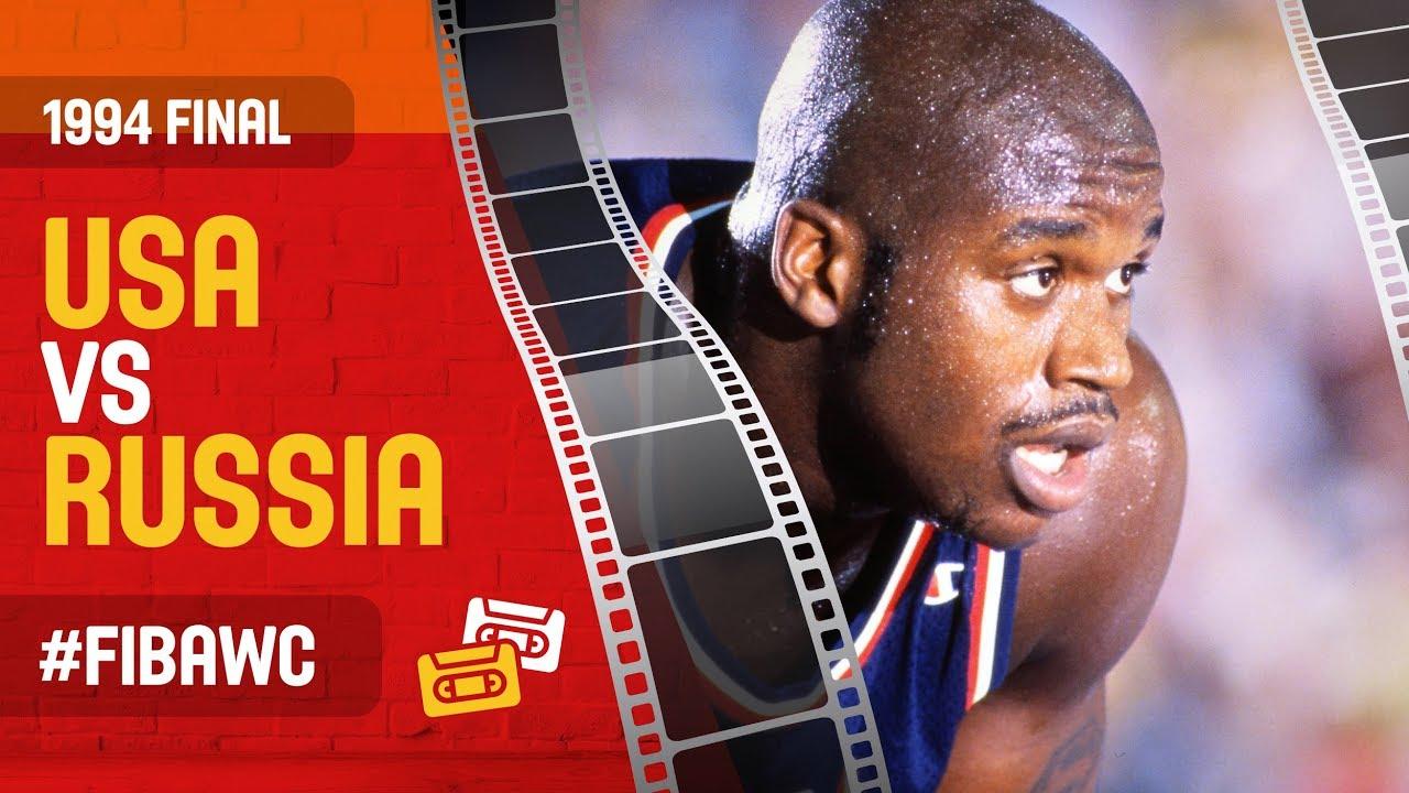 1994 Dünya Kupası Finali: ABD - Rusya