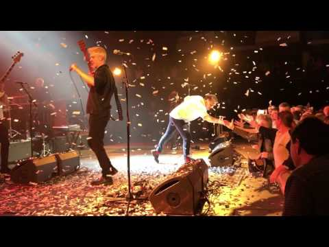 Deacon Blue - Twist and Shout / Dream Baby Royal Festival Hall November 16th 2016