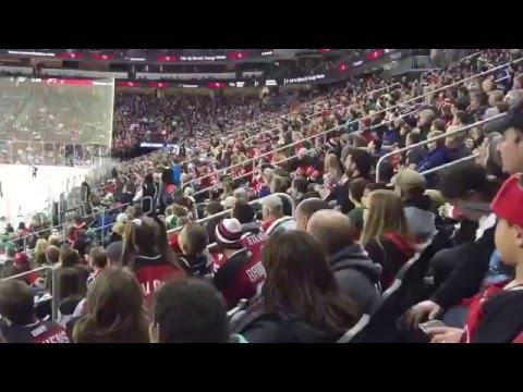 Devils vs Dallas 1/2/16 Prudential Center-Overtime goal!!