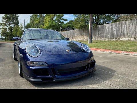 Porsche 997 Aerokit Bumper Install and Radiator Cleaning DIY