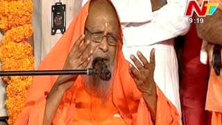 Swami Dayananda Saraswati Speech At 12th Day Bhakthi TV Koti Deepothsavam