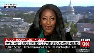 Washington Post Editor calls the Saudi explanation of journalist's death BS