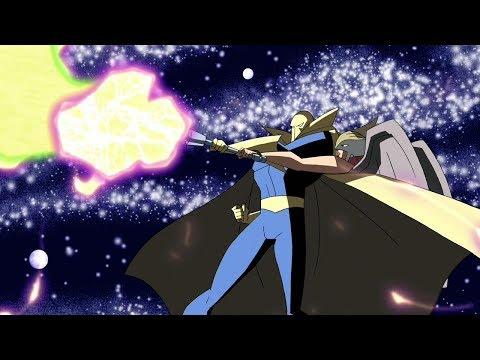 Doctor Fate & Hawkgirl vs. Ancient Evil!