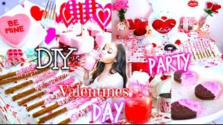 "♡lets get ""diy valentines day party! diy treats,decorations + more!"" to 50,000 thumbs up!♡check out my last video! ➜ http://bit.ly/clicktoseelastvideokathari..."