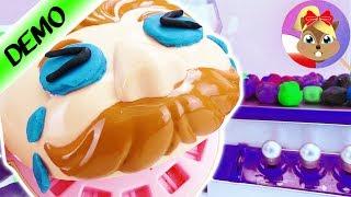 Play-Doh Dr Ząbek jest smutny - Nowe zęby złapane w automacie | Baw się ze mną