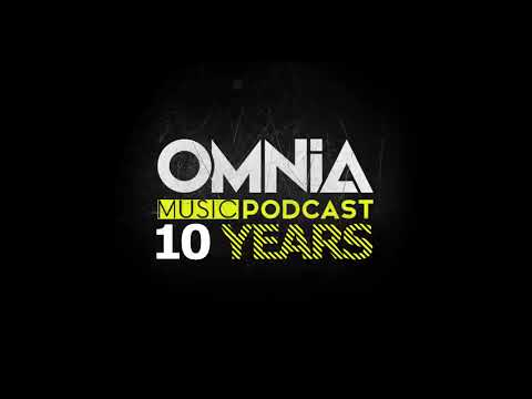 Omnia Music Podcast #061 / 10 Years of Omnia (27-12-2017)