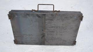 Мангал - чемодан(, 2014-06-05T17:32:30.000Z)