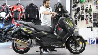 Yamaha Xmax 250 Abs 2015 Akrapovic Egzoz / MOTODIUM