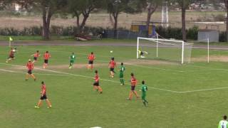 Ol.Sansovino-Baldaccio Bruni 0-1 Eccellenza Girone B