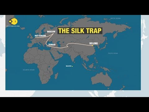 The Silk Trap: OBOR's 3rd icy highway