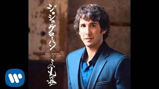Josh Groban's full Japanese version of KONOSAKI NO MICHI, a theme t...