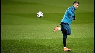 Cristiano Ronaldo 2017/18 ●Dribbling/Skills/Runs● |HD|