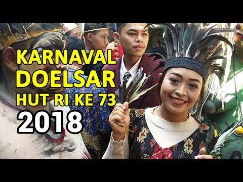 Video Karnaval Doelsar HUT RI ke 73 Todanan 2018
