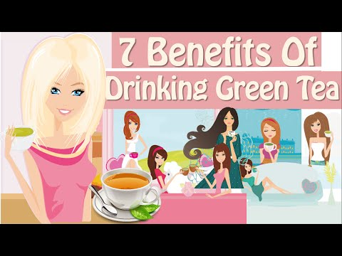 Is Green Tea Good For You ? 7 Benefits Of Drinking Green Tea