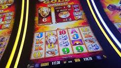$$THOUSANDS on a 60 cent bet!!! Neighbor's Insane Buffalo Gold Jackpot