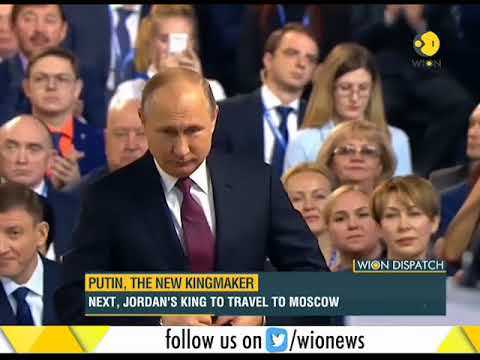 WION Dispatch: Russia back in the game in West Asia