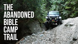 The Abandoned Bible Camp Trail   Built Jeep Gladiator & Toyota 4Runner Epic Off-Road Trip