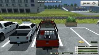 Ford, GMC, Chevy Trucks and More Farming Simulator 2013 Pt1