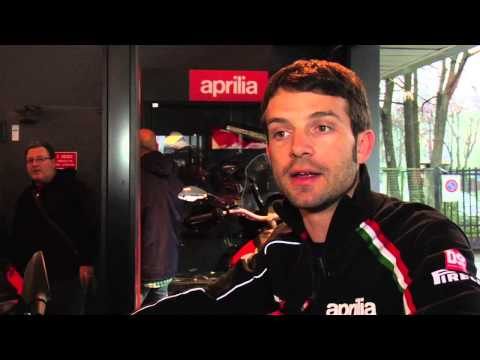 Intervista a Sylvain Guintoli