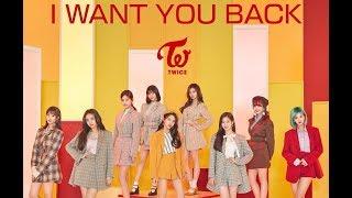 TWICE (트와이스) I Want You Back FM/V