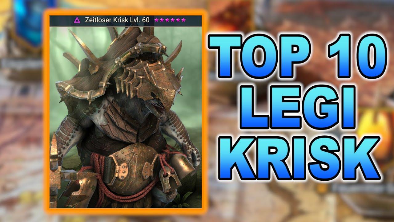 Download KRISK Guide! Er kann einfach alles. Top Tier Legi! :: Raid Shadow Legends deutsch ::