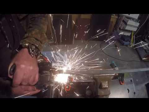 Kreissäge Tisch für Oberfräse selber bauen Teil 1