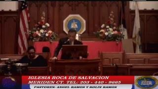 Servicio Evangelistico Dominical  06/25/2017