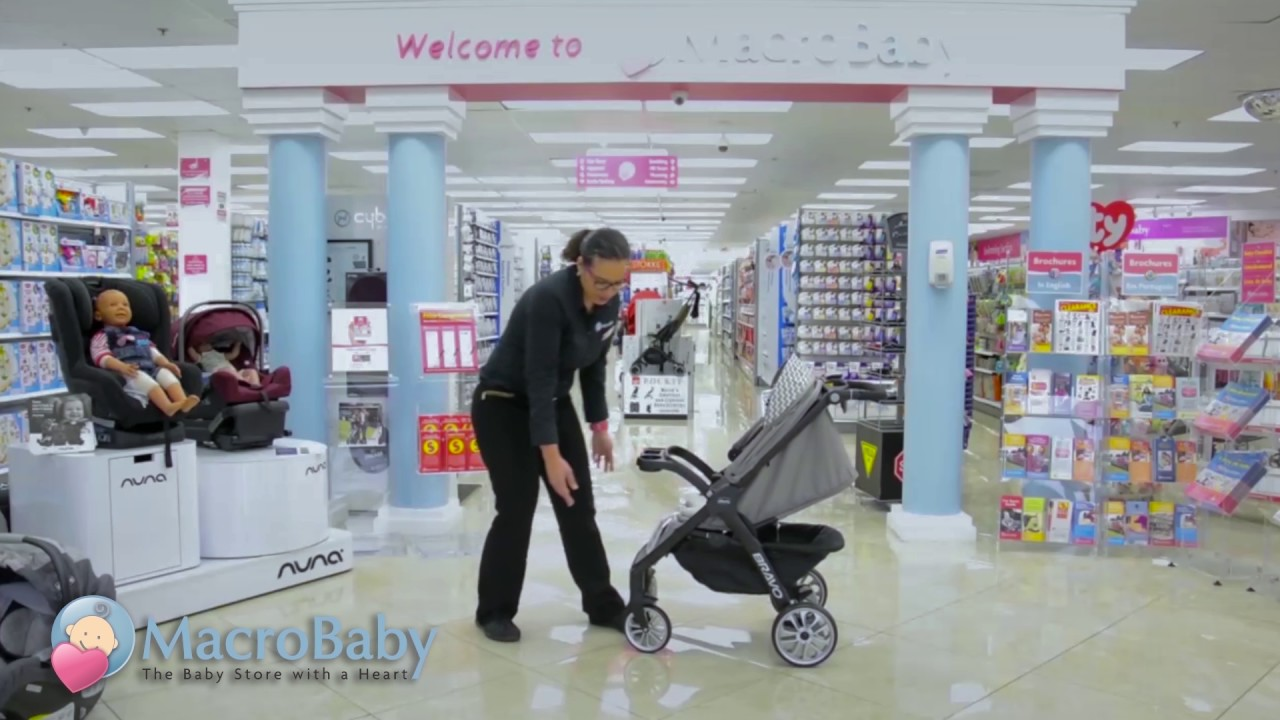 Macrobaby Store Chicco Bravo Le Stroller