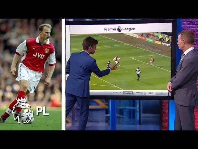 Premier League Tactics Session: Dennis Bergkamp's historic goal for Arsenal (2002) | NBC Sports