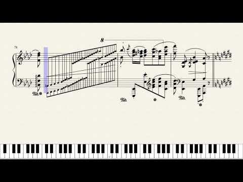 "Chopin,  Polonaise in A-flat major, Op. 53. ""Herioc Polonaise"" (Piano Tutorial + Sheets)"