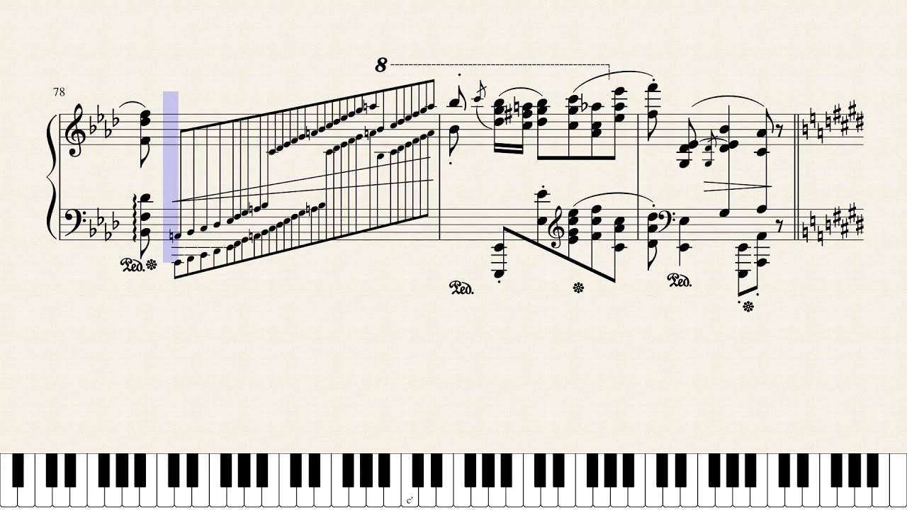 Chopin, polonaise in e flat minor, op. 26, no. 2. [piano tutorial.