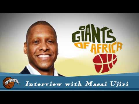 Masai Ujiri (Founder of Giants of Africa) Interview