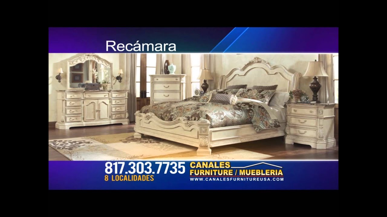 Amazing Canales Furniture Comercial 5/20/2013   YouTube