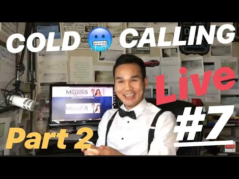 Cold call roll play Part 2 - Wholesaling Houses