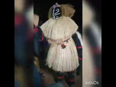 Download Mbem Esesuo Agbala Masquerade In An Event At Agulu Anambra state