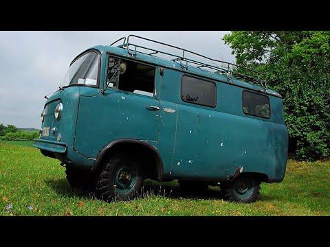 """В чем отличие """"Американской буханки"""" Jeep от УАЗ-452?"""