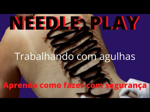 Body Piercing Tips : How to Use Piercing Needles from YouTube · Duration:  1 minutes 27 seconds