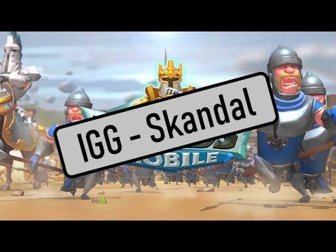 Lords Mobile [Worthy Prince Vs IGG Lords Mobile - Der Skandal - Verschiedene Sichtweisen]