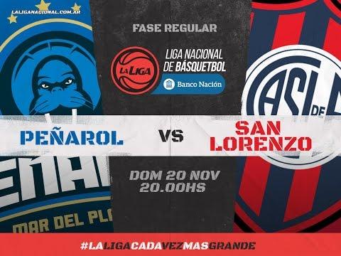 Liga Nacional: Peñarol vs. San Lorenzo | #LaLigaEnTyC