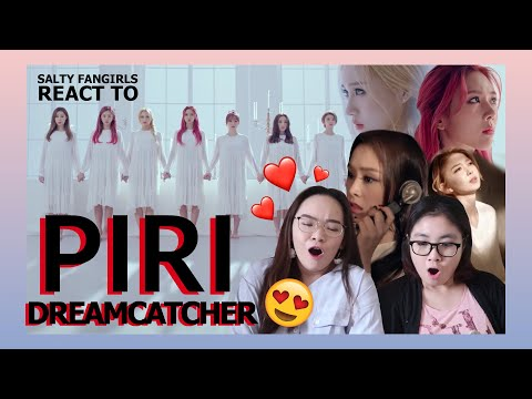[salty-fangirls]-dreamcatcher-(드림캐쳐)---piri-(피리)-mv-reaction