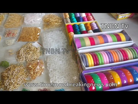 raw material for silk thread bangles, jhumkas,earrings, silk thread jewellery online shopping