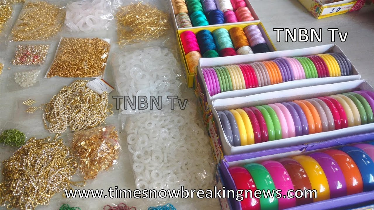 raw material for silk thread bangles, jhumkas,earrings, silk ...
