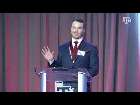 Bronson Burgoon | 2018 Texas A&M Athletics Hall of Fame Induction Speech