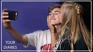 Johnny Orlando - Tour Diaries (Episode 2): Budapest & Brno