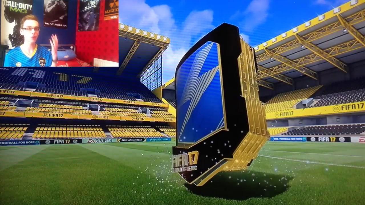 FIFA 17 - Premier League Team Of The Season - I'm Feeling ...
