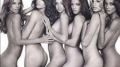 Modelos de Estados Unidos posan desnudas para una buena causa