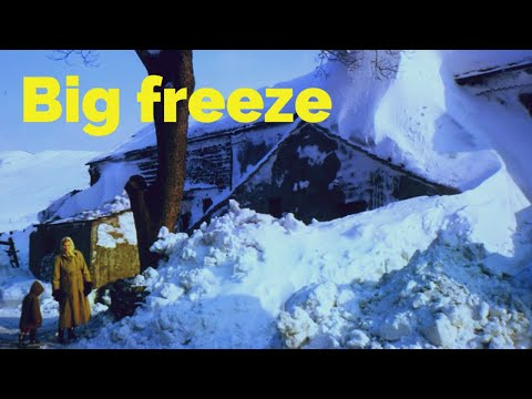 The Big Freeze Of Winter 1963