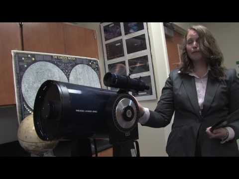 Using a Reflector Telescope