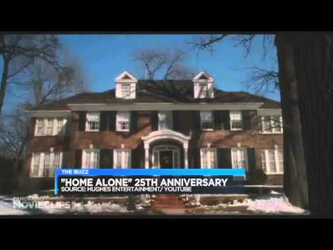 Home Alone Returns To Theaters For 25th Anniversary Youtube