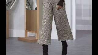 видео Женские брюки – модные тенденции 2016 года